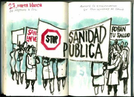 Por una Sanidad pública, gratuita y de calidad