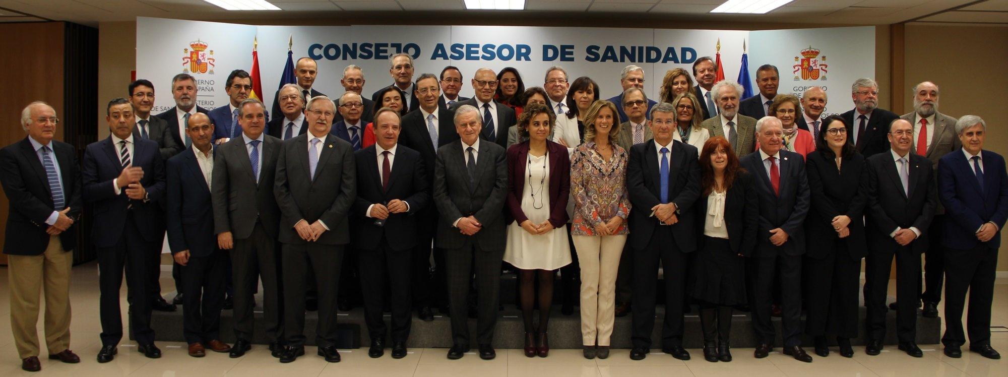 Consejo Asesor Mº de Sanidad-NuevaTribuna